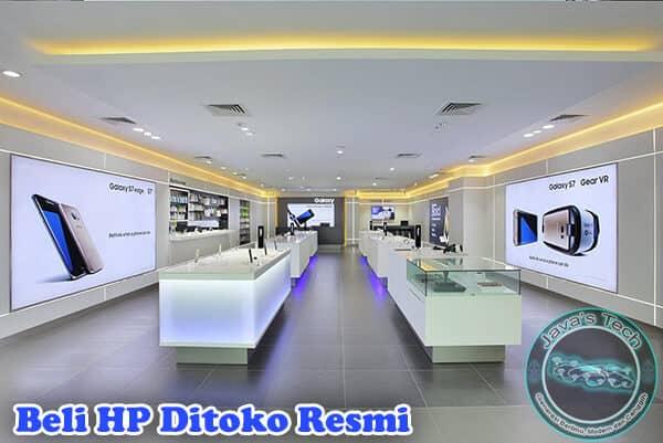 Beli HP Ditoko Resmi