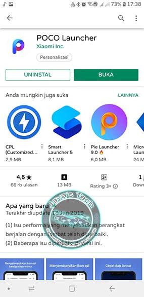 Download Poco Launcher