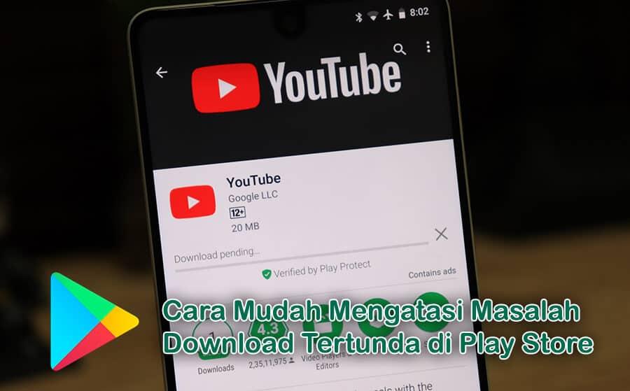 Download Tertunda Pada Play Store
