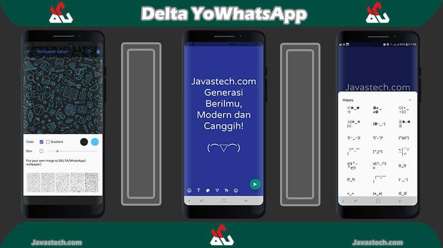 Fitur Delta YoWhatsApp Terbaru