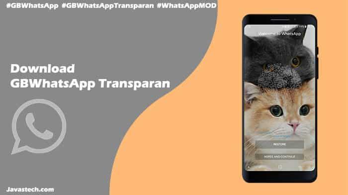 Download Gbwhatsapp Transparan Prime Anti Banned V965