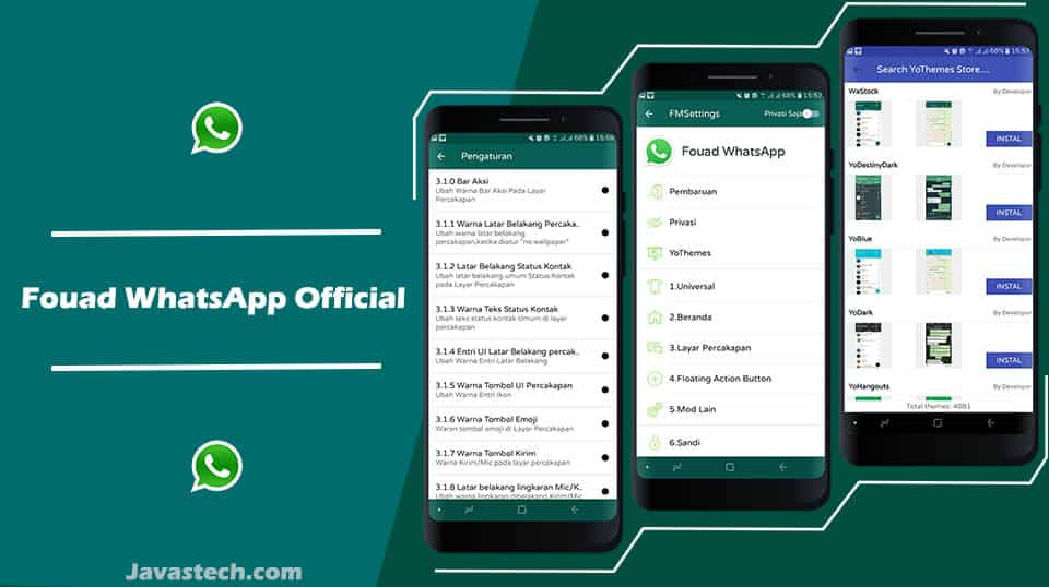 fouad whatsapp v7.90 apk download (2019 new version)