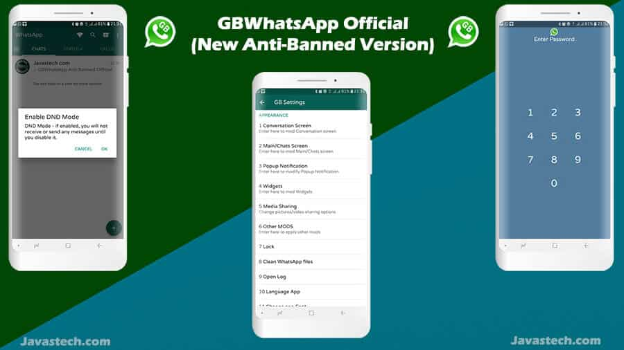 Download GBWhatsApp Official V7 10 (Full Anti-Banned