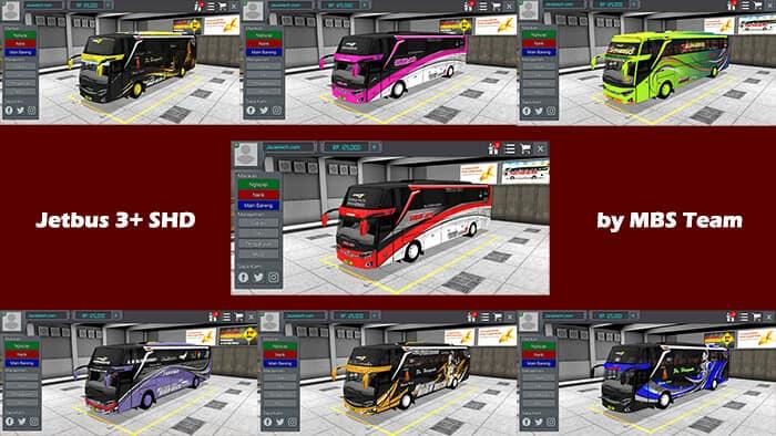 Jetbus 3+ SHD by MBS Team