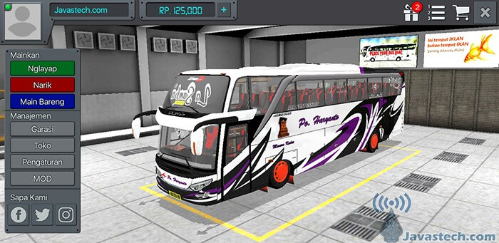 PO. Haryanto La Samba by MD Creation