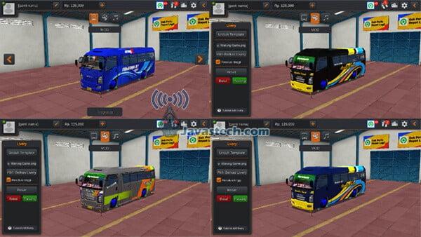 Bus Isuzu Elf Giga