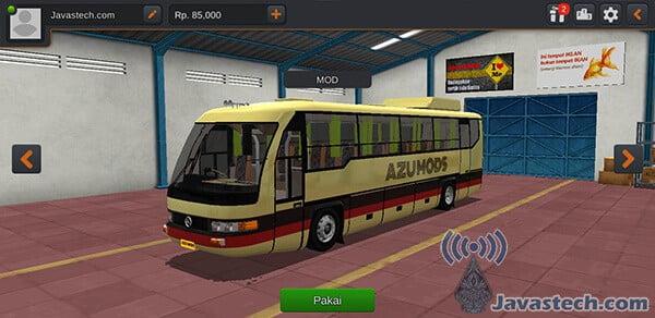 Bus Kapsul