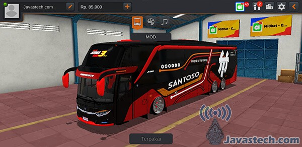 JB3+ SHD Scania Tronton