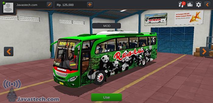 Jetbus HD AK8 Restu