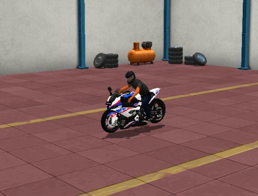 Motor BMW 1100R