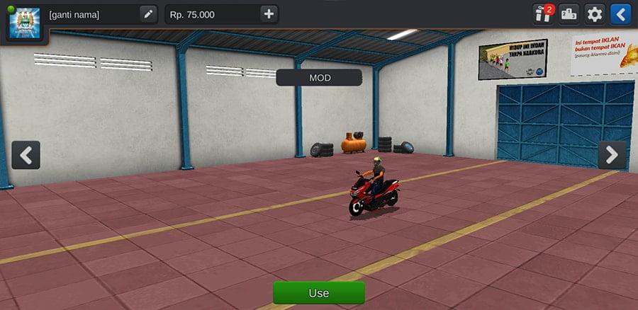 Motor Honda PCX by Azumods
