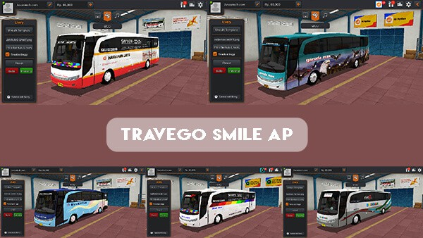 Travego Smile AP