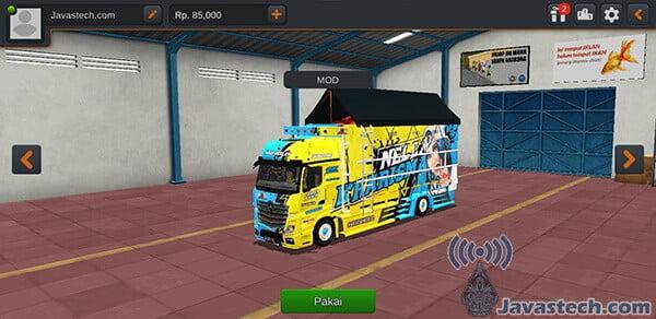 Truck Actross