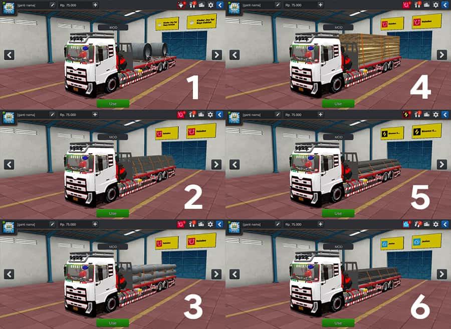 Truck Quester