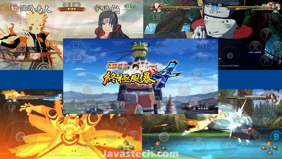 Download Naruto Shippuden: Ultimate Ninja Storm 4 APK