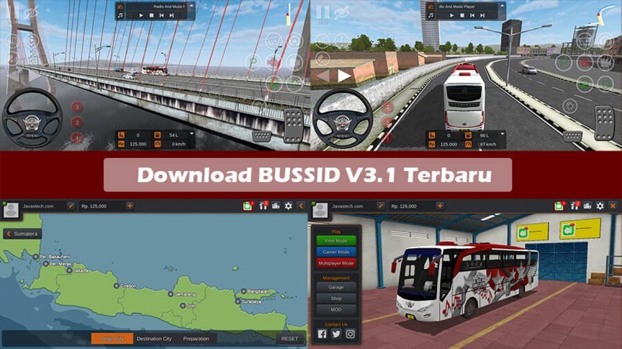 Download Bussid Update V3 2 Apk Dengan Info Update Terbaru 2019