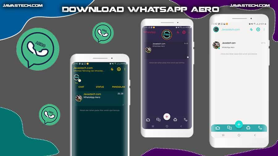 Download WhatsApp Aero