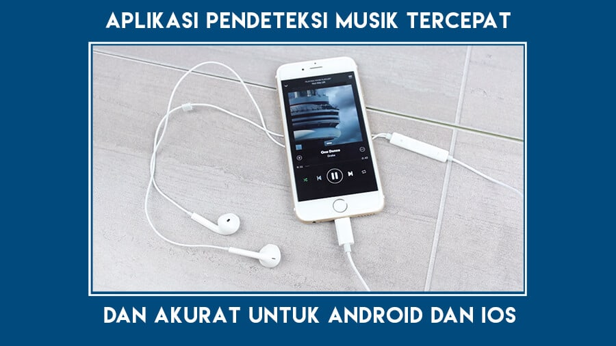 Aplikasi Pendeteksi Musik
