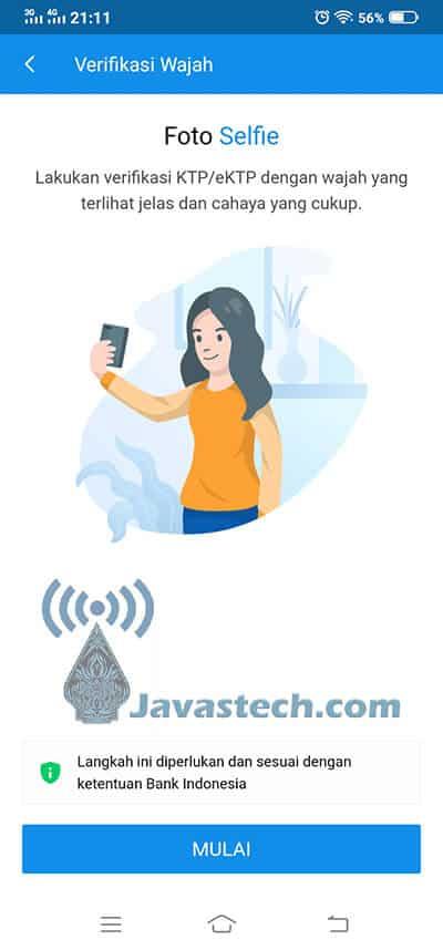 Foto Selfie DANA Premium