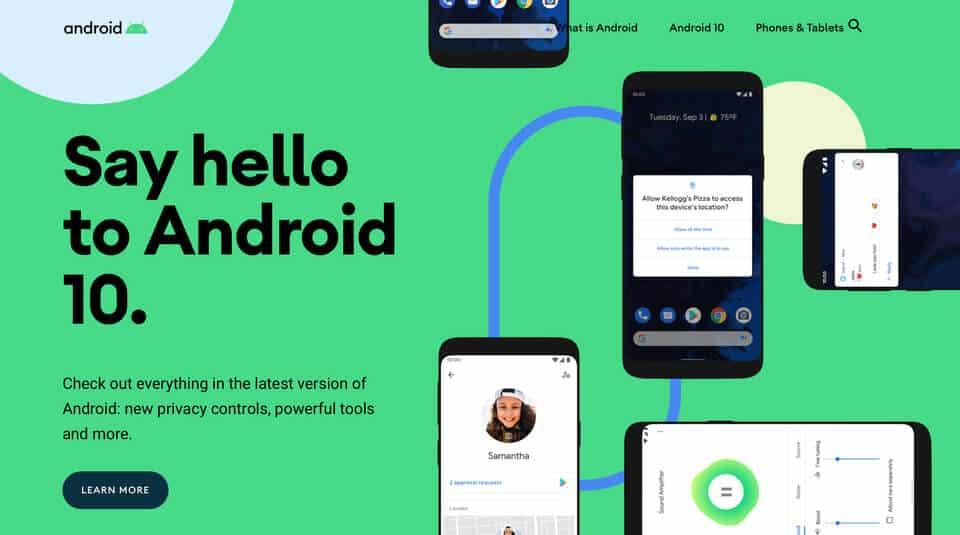 Fitur Tersembunyi Android 10