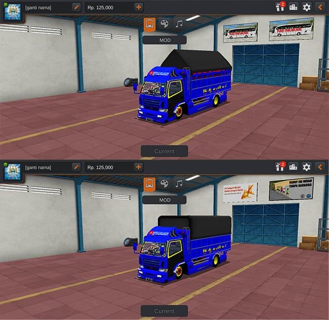 Truck B1BK4