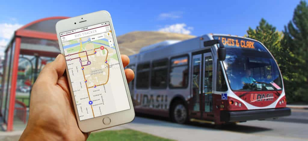 Aplikasi Anti Nyasar Naik Transportasi Umum