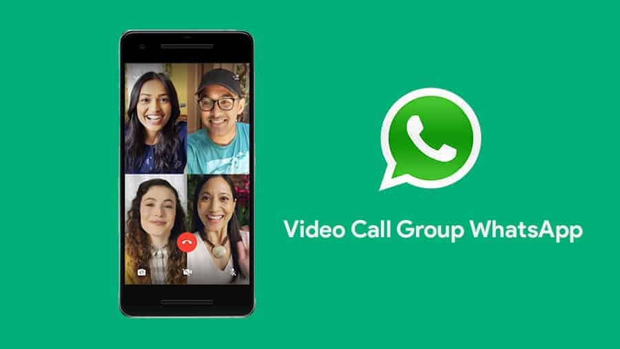 Cara Melakukan Video Call Group WhatsApp