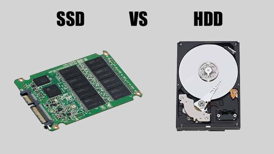 Perbedaan SSD VS HDD
