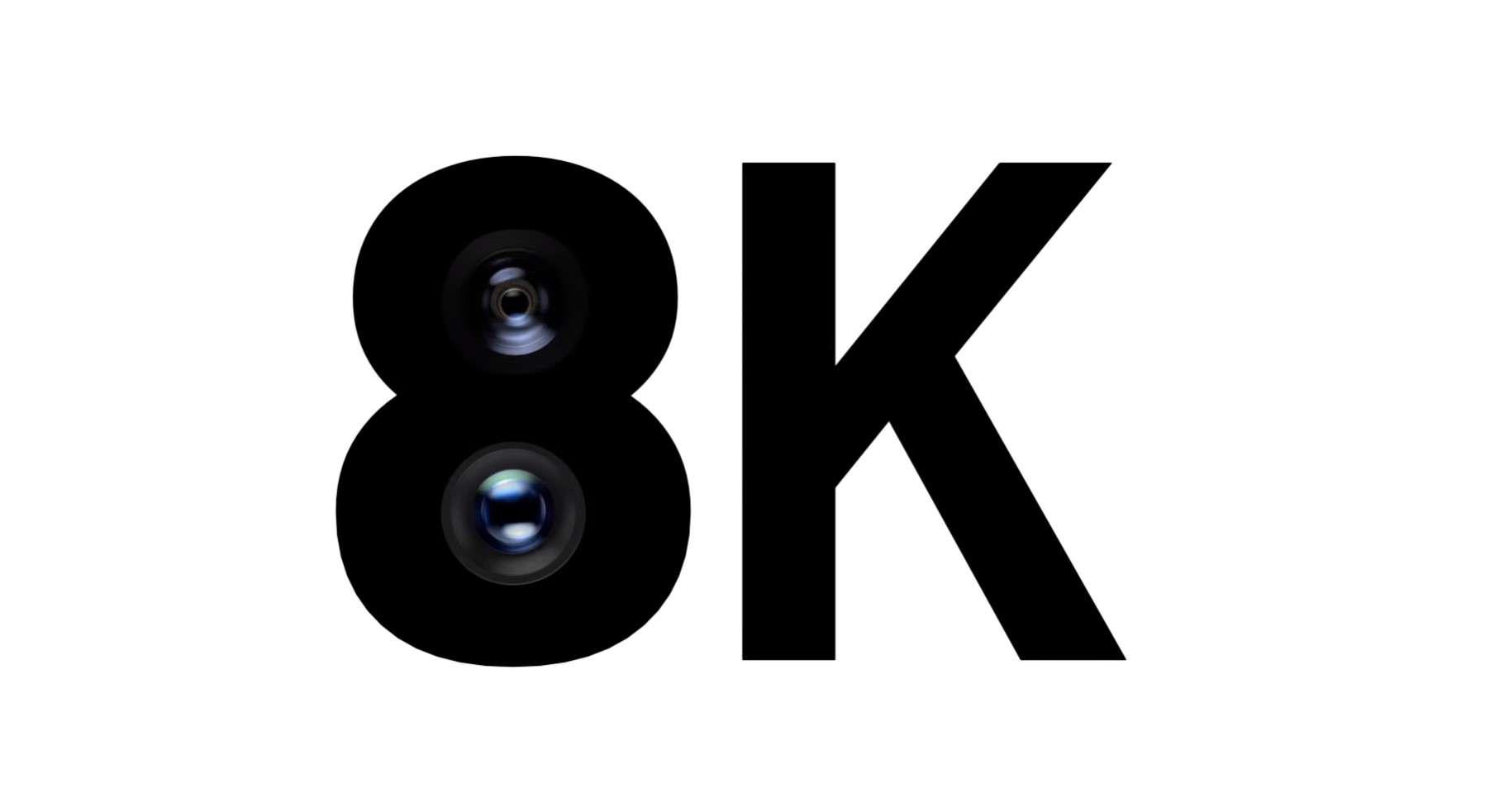 Rekam Video 8K