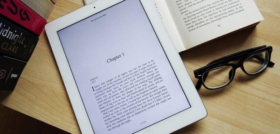 5 Aplikasi Baca Novel