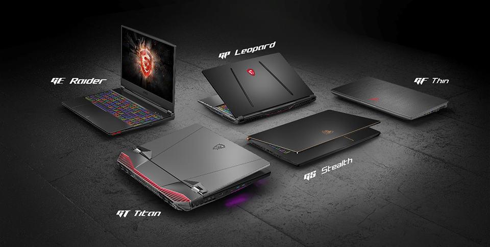 Daftar Laptop MSI