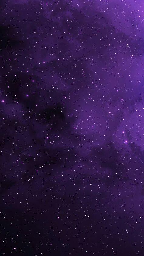 Galaxy Purple