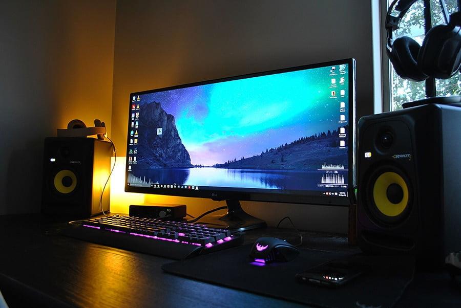 Pengeras Suara PC