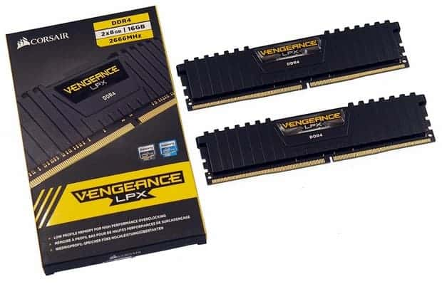 Sesuaikan RAM dengan Kapasitas