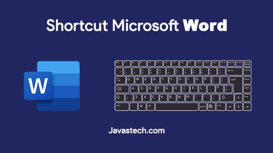 Shortcut Microsoft Word