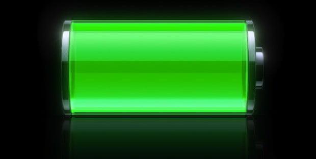 Baterai Penuh