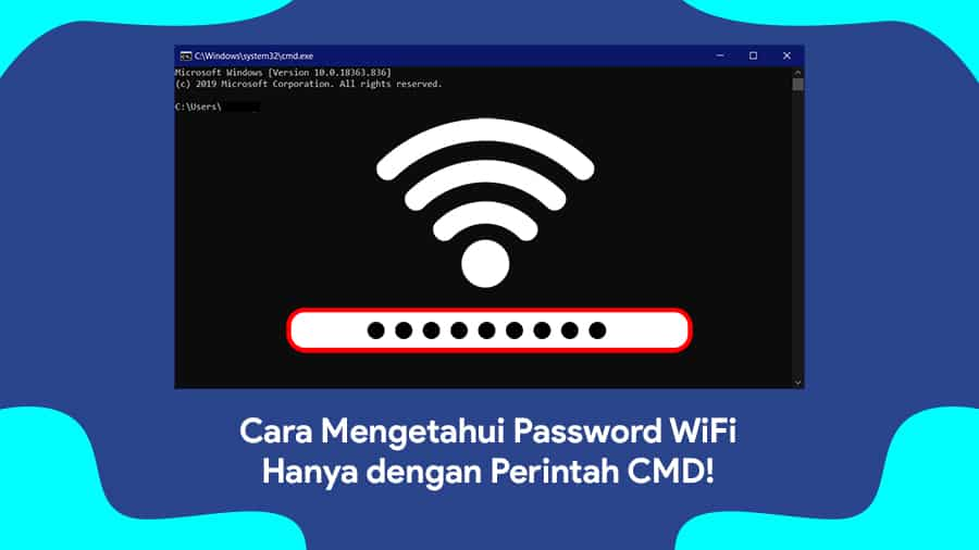 Cara Mengetahui Password WiFi Lewat CMD