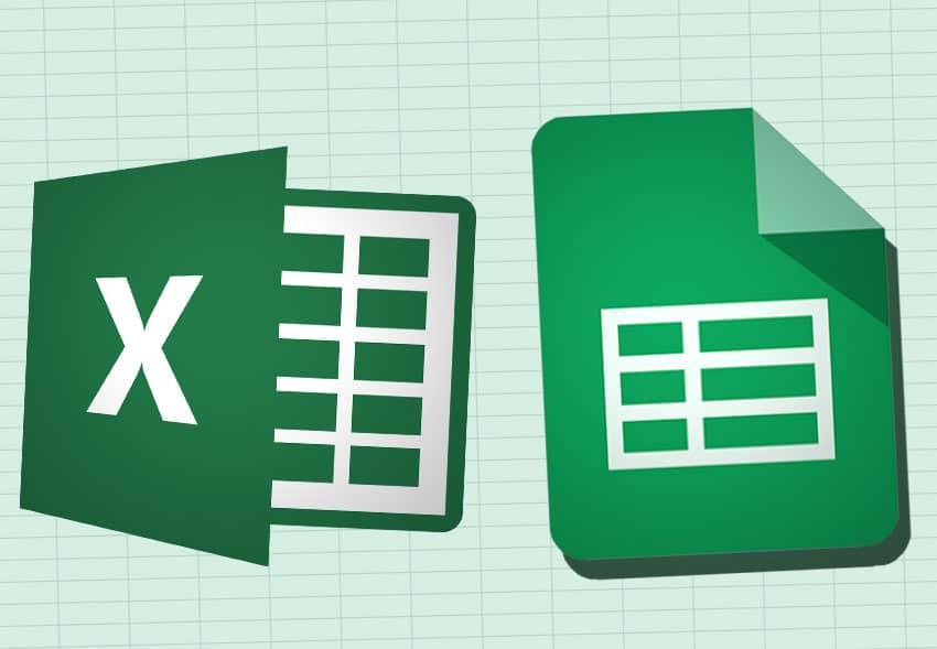 Perbedaan Microsoft Excel dan Google Sheets