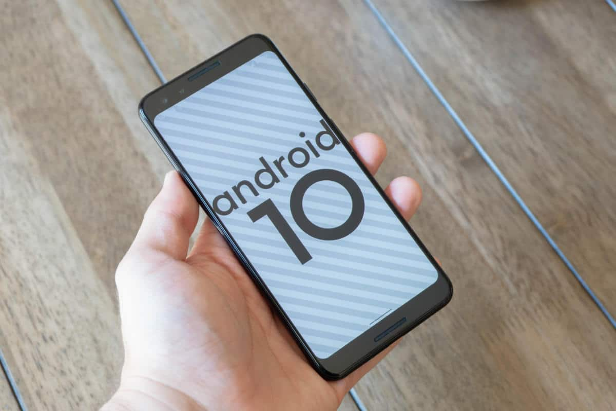 Kontrol Privasi Android 10
