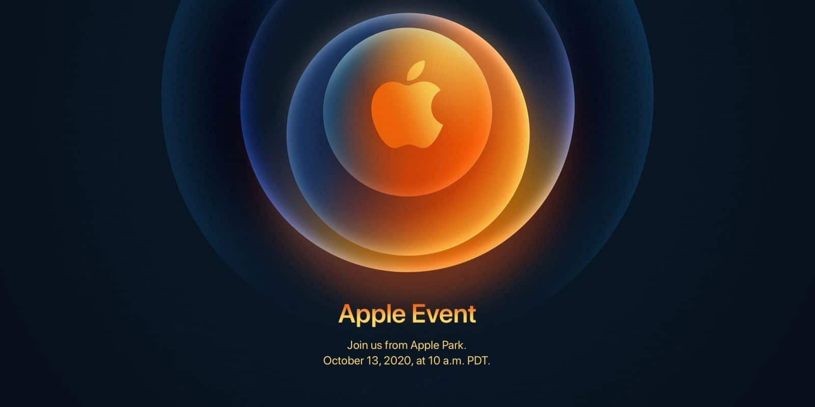 Poster Apple Event
