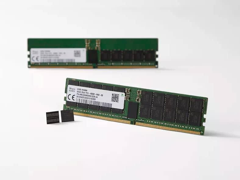RAM DDR5 SK Hynix