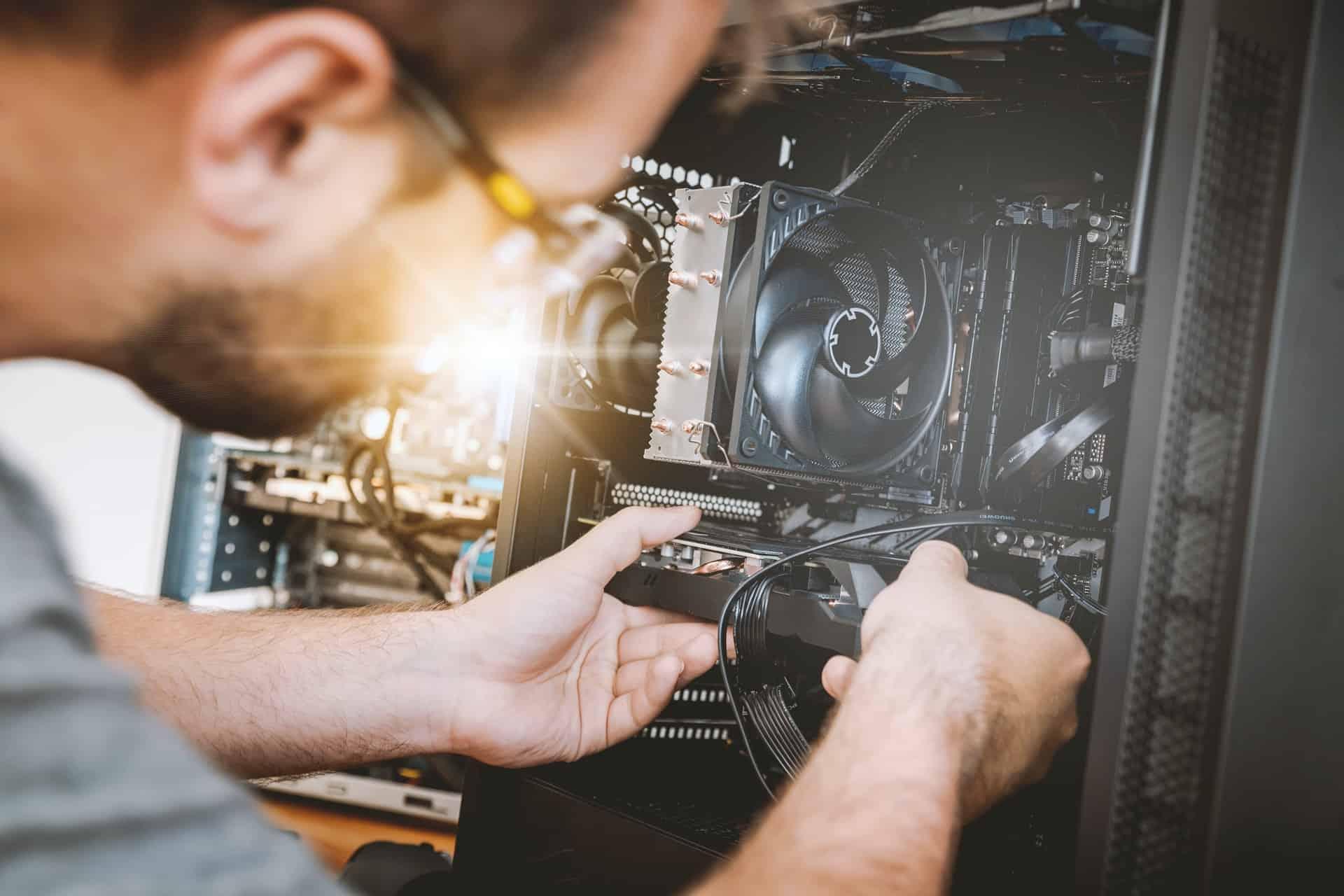Tips Merakit PC Sendiri Untuk Pemula