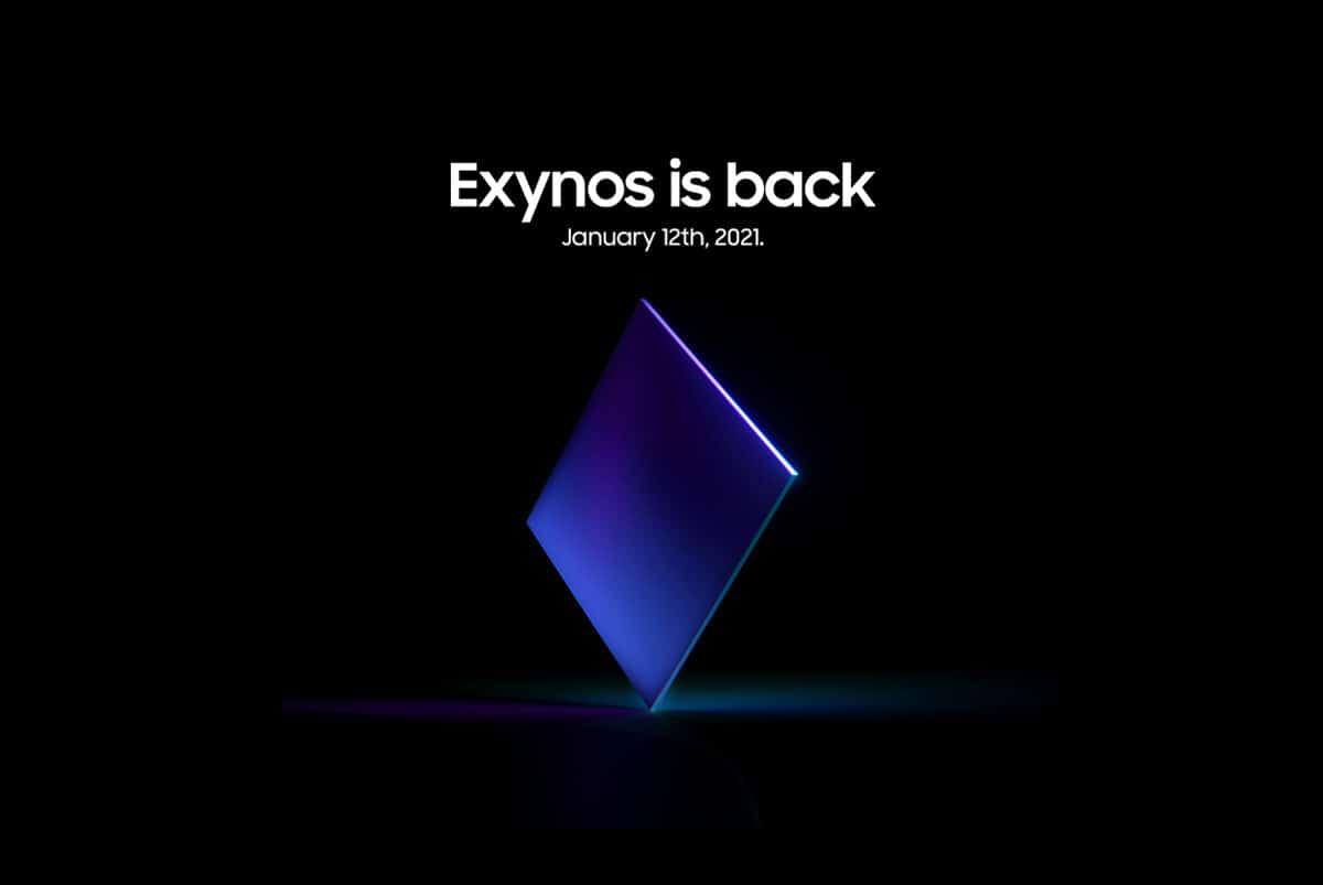 Teaser Exynos 2100