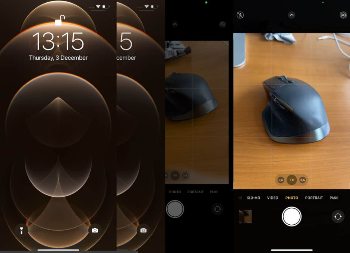 Tips Menyalakan Kamera di Iphone 12