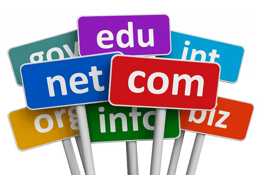 Ekstensi Nama Domain