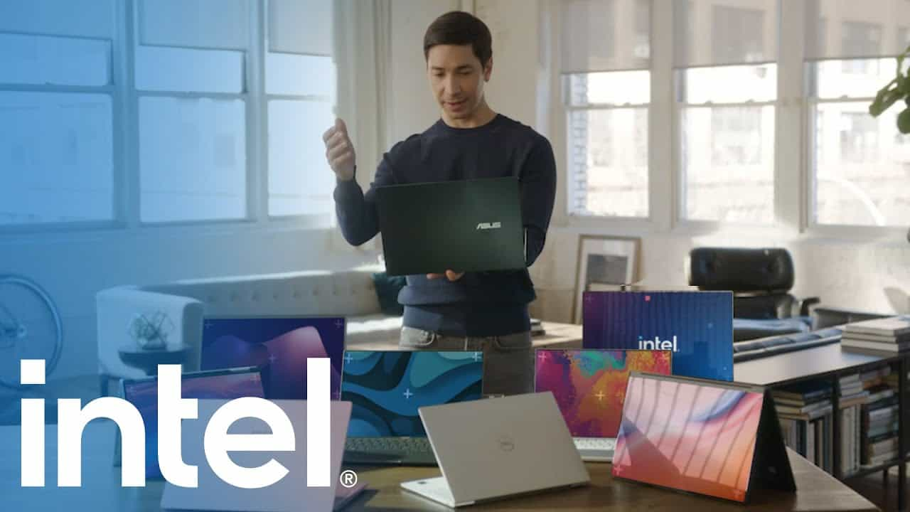 Iklan Intel yang Mengejek MacBook buatan Apple