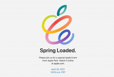 Undangan Apple Event Spring Loaded