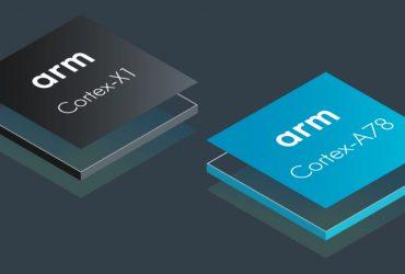 CPU ARM Cortex-A78 dan ARM Cortex-X1