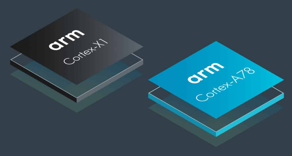 CPU ARM Cortex-A78 dan ARM Cortex-X1