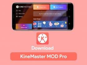Download KineMaster MOD Pro